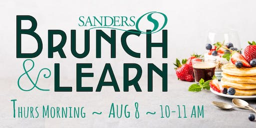 Brunch & Learn with Jill Reece, RN and Founder of True Health & Wellness