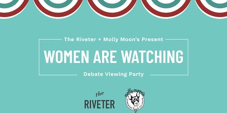 """Women are Watching"" tickets"