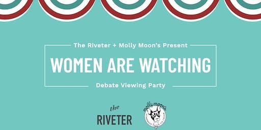 """Women are Watching"""
