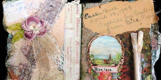 Mini Chunky Art Book with Lorra Lee Rose