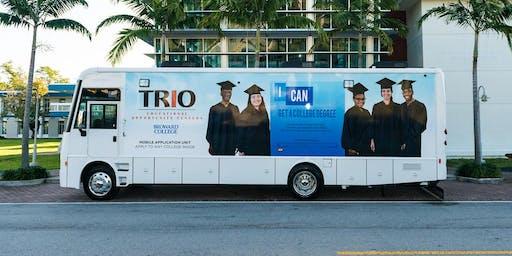 TRIO Mobile Unit: Back To School Extravaganza