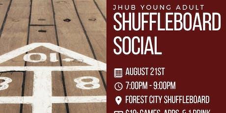 jHUB Young Adult Shuffleboard Social tickets