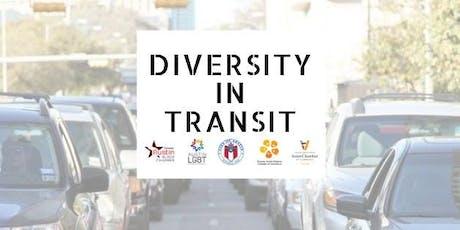 Diversity in Transit tickets