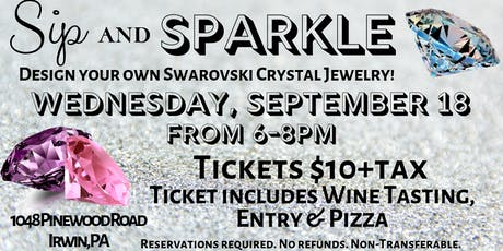 September Sip and Sparkle! tickets