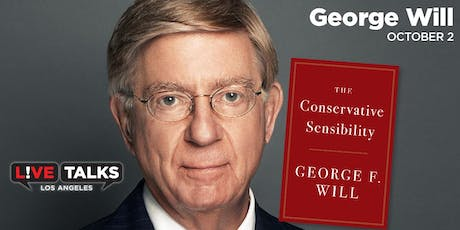 An Evening with George Will tickets