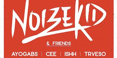 Movimiento Presents: Noizekid   Special 18+ Event tickets