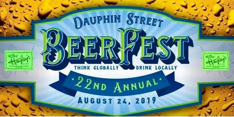 Dauphin Street Beerfest starting at Hayley's tickets