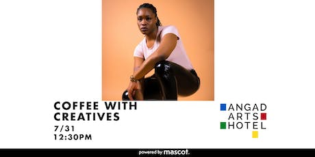 Coffee With Creatives | LLManny | Hip Hop & Soul Artist, Songwriter & Model tickets