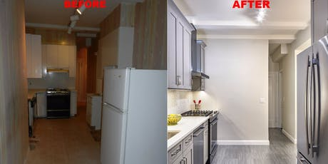 Discover How to Make Renovating in NYC easier Condo & Coop tickets