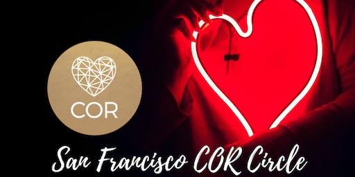 December COR Circle Gathering in San Francisco