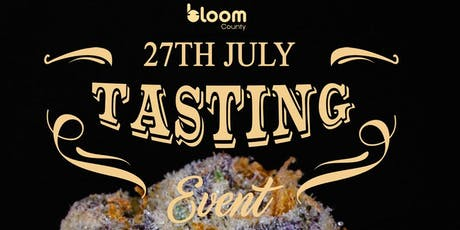 Bloom County Bud Tasting tickets
