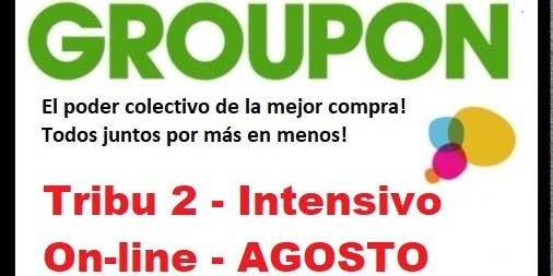 Grupo Colectivo Especial Intensivo T2 - Agosto