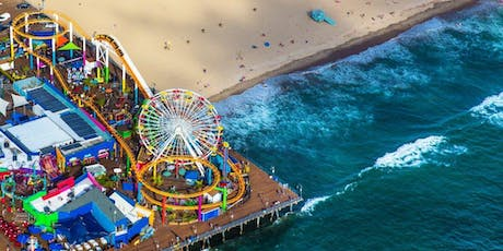 Day Trip from San Diego to Santa Monica Beach and Pier tickets