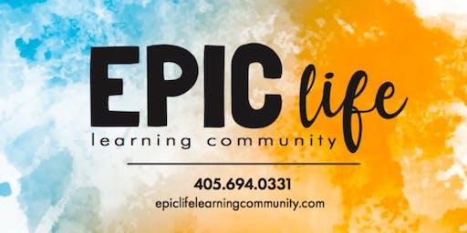 EPIC Life Learning Community: Interest, Tour, & Enrollment Meeting