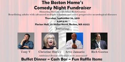 The Boston Home's Comedy Night Fundraiser