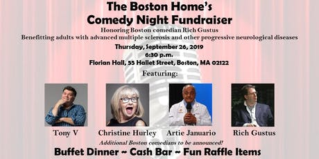 The Boston Home's Comedy Night Fundraiser tickets