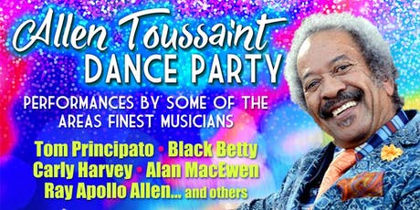 An Allen Toussaint Dance Party tickets