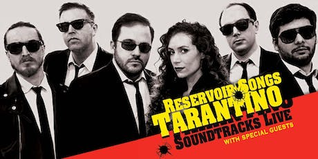 RESERVOIR SONGS, THE OIL BARONS, MOON RIOT (Late Set) tickets