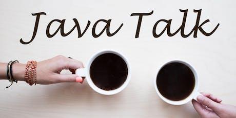 August Java Talk tickets