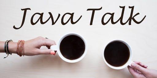August Java Talk