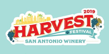 2019 San Antonio Winery Harvest Festival (3rd Annual) tickets