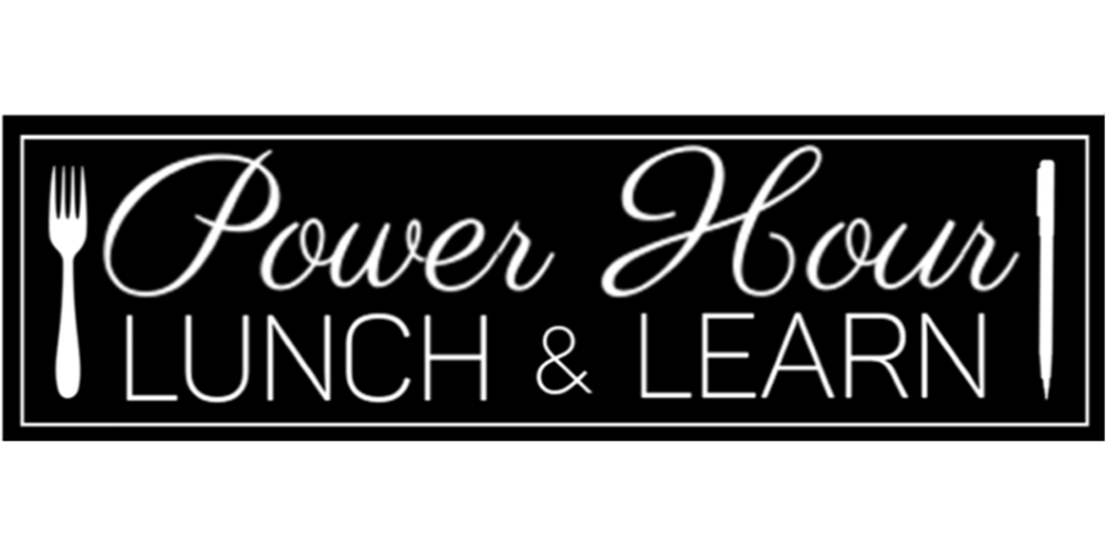 Power Hour Lunch & Learn - August 6th Tickets, Tue, Aug 6, 2019 at