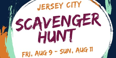 Jersey City Scavenger Hunt 2019 tickets