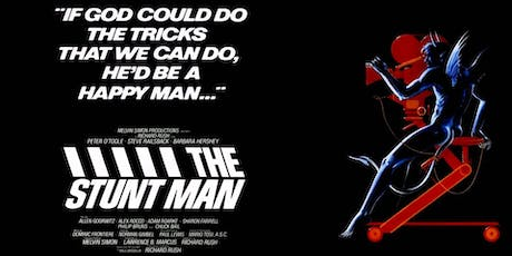 THE STUNT MAN - Alamo Drafthouse - August 4 - 730PM tickets
