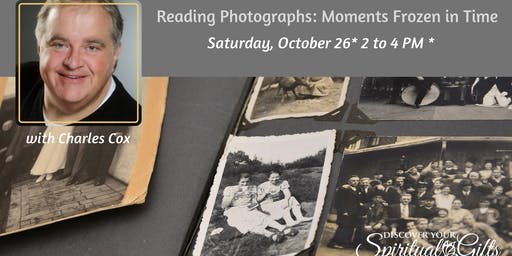 Reading Photographs: Moments Frozen in Time with Rev Charles Cox
