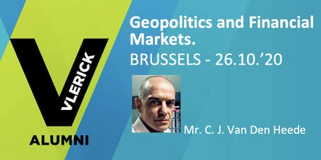 Geopolitics of Financial Markets. tickets