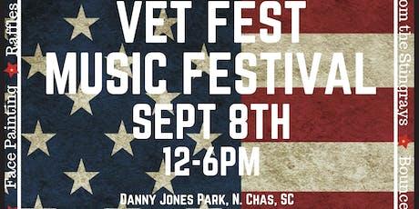 Vet Fest Music Festival tickets
