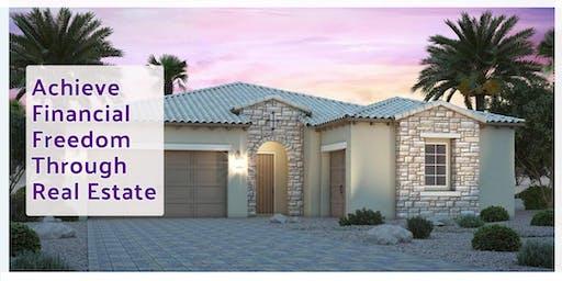 Achieve Financial Freedom Through Real Estate -Las Vegas