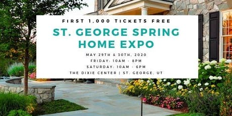 St. George Spring Home Expo tickets