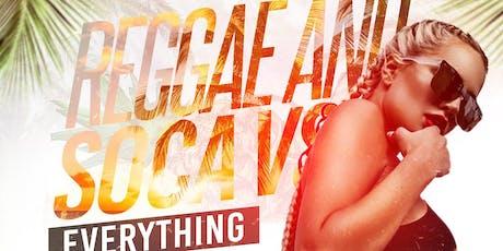 """Reggae/Soca vs. Everything"" Happy Hour Afterwork Thursdays tickets"