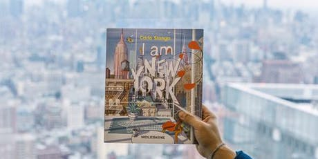 """I am New York"" - Sketch mob Walking Tour with Moleskine tickets"