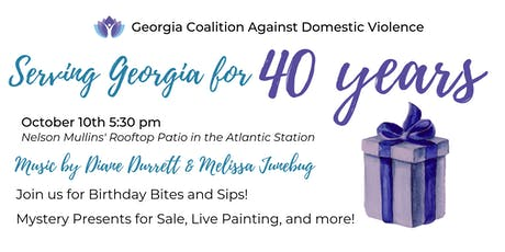 GCADV 40th Birthday Party tickets