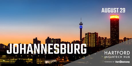 Johannesburg FastTrack - Hartford InsurTech Hub powered by Startupbootcamp  tickets
