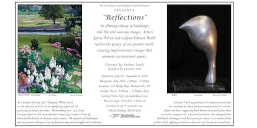 "Rockefeller State Park Preserve Gallery Reception ""Reflections"""