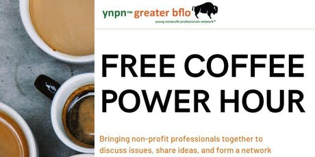 YNPN October Coffee Power Hour tickets