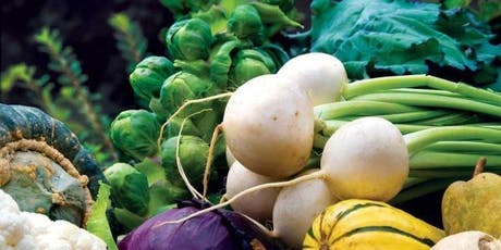 Create a Fall Vegetable Garden tickets