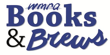 WMRA Books & Brews September 10 2019 tickets