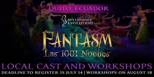 BDE in Ecuador: Local Cast and Workshops