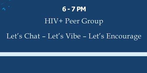 Millennial HIV+ Meet Up