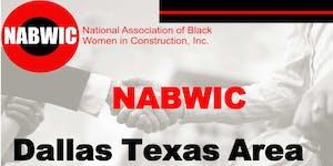 NABWIC Dallas Texas Area and DCC MWSBDE Community Outre...