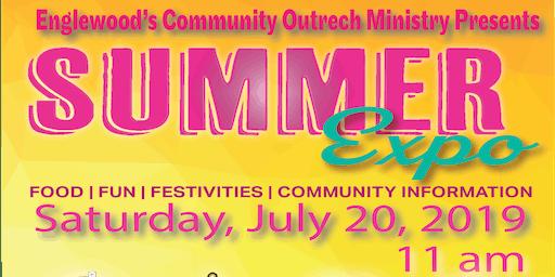 Summer Community Expo