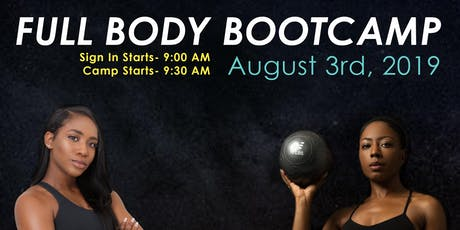 Fit Fiend & Urban Aura Full Body Bootcamp tickets