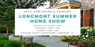 Longmont Summer Home Show