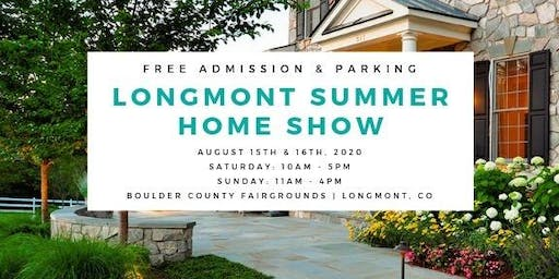 Longmont Summer Home Show