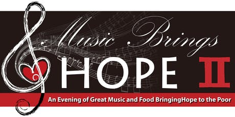 Music Brings Hope II 2019 tickets