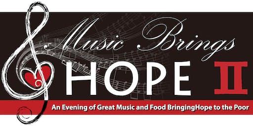 Music Brings Hope II 2019